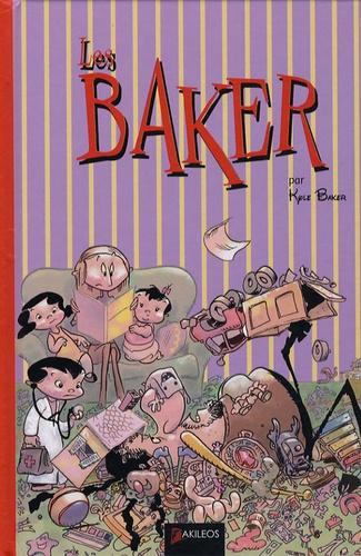 """Kyle Baker - Les Baker - """"Est-ce que ces jouets se rangent quelque part ?""""."""