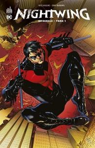Kyle Higgins et Eddy Barrows - Nightwing Intégrale Tome 1 : .