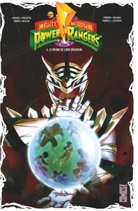 Kyle Higgins et Hendry Prasetya - Power Rangers Mighty Morphin Tome 4 : Le règne de Lord Drakkon.