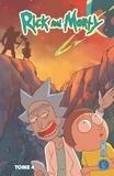 Kyle Starks et C.J Cannon - Rick & Morty Tome 4 : .