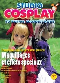 Kyoko Nakano - Studio cosplay - 30 tutos maquillages.