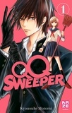 Kyousuke Motomi - QQ Sweeper Tome 1 : .