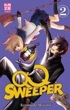 Kyousuke Motomi - QQ Sweeper Tome 2 : .