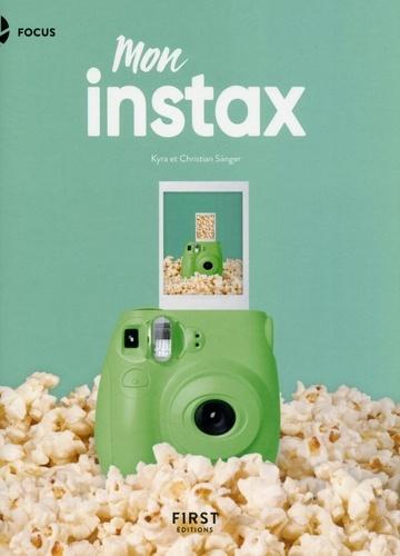 Mon Instax. Pour Instax Mini, 8, 9, 70, 90, Square et Wide