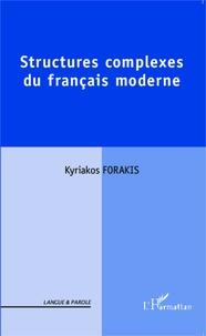Histoiresdenlire.be Structures complexes du français moderne Image