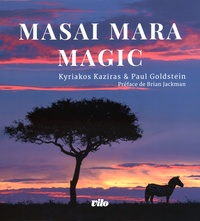 Kyriakos Kaziras et Paul Goldstein - Masai Mara Magic.