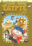 Kyung-Hyo Kang et  Gomdorico - La Chasse aux trésors en Egypte.