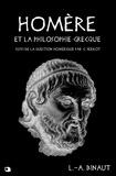 L.-A. Binaut et G. Perrot - Homère et la philosophie grecque - suivi de La Question homérique par G. Perrot.
