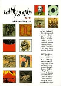 Jean Todrani - La Polygraphe N° 36-37-38 : .