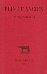 L'ancien Pline et Alfred Ernout - Histoire naturelle : livre 11 des insectes.