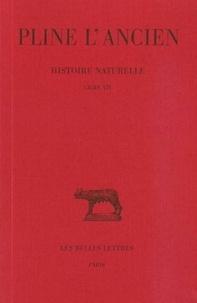L'ancien Pline et Jacques André - Histoire naturelle : livre 14 des arbres fruitiers.