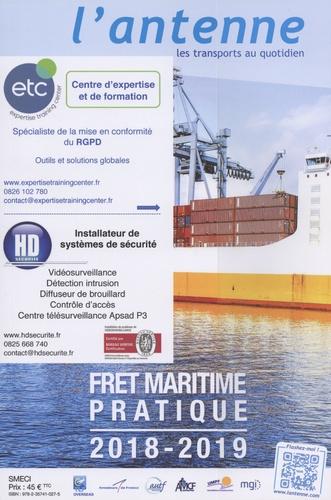L'Antenne - Le fret maritime pratique.