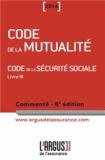 L'Argus de l'Assurance - Code de la mutualité.