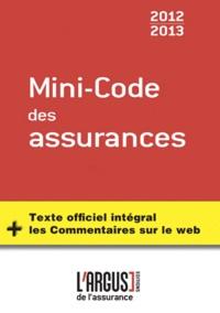 L'Argus de l'Assurance - Mini-Code des assurances.