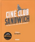L'arrière cuisine - Cine club sandwich - Le livre avec des films dedans.