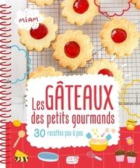 L'atelier Cloro - Les gâteaux des petits gourmands - 30 recettes pas à pas. Avec 1 chevalet en carton.