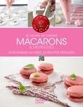 L'atelier des Chefs - Cours de cuisine Macarons et meringues.