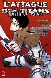 Hikaru Suruga - L'Attaque des Titans - Birth of Livaï T02.