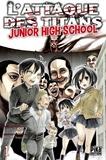 Saki Nakagawa - L'Attaque des Titans - Junior High School T01.