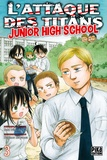 Saki Nakagawa - L'Attaque des Titans - Junior High School T03.
