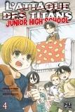 Saki Nakagawa - L'Attaque des Titans - Junior High School T04.