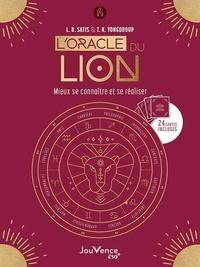 L.B. Satis et T.K. Yongdroup - L'oracle du lion - Mieux se connaître et se réaliser. Avec 24 cartes.