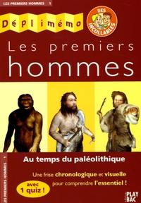 L Bouton et  Collectif - Les premiers hommes - Au temps du néolithique.