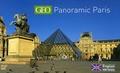 L Bouton et C Downey - Panoramic Paris - Edition en langue anglaise.