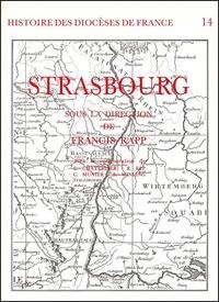 L Chatelier et René Epp - Strasbourg.