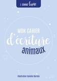 L comme Lune - Mon cahier d'écriture : animaux.