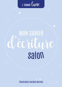 L comme Lune - Mon cahier d'écriture : salon.