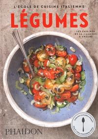 L'école de cuisine italienne - Légumes.