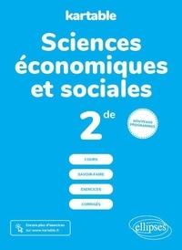 Téléchargement gratuit en ligne de Google Books Sciences économiques et sociales 2de in French CHM 9782340034938