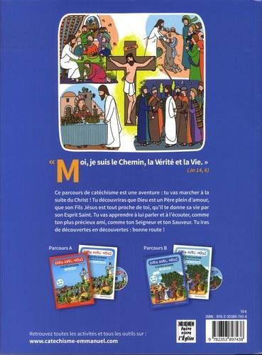 Dieu avec nous. Catéchisme livre enfant parcours B