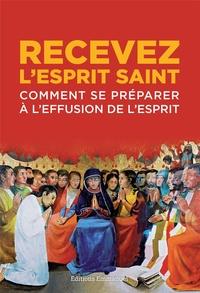 Recevez l'Esprit Saint- Comment se préparer à l'effusion de l'Esprit -  L'Emmanuel pdf epub