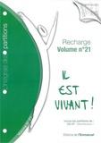 """L'Emmanuel - Recharge de partitions pour classeur """"L'intégrale"""" - Tome 21."""