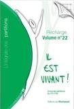 """L'Emmanuel - Recharge de partitions pour classeur """"L'intégrale"""" - Tome 22."""