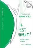 """L'Emmanuel - Recharge de partitions pour classeur """"L'intégrale"""" - Tome 23."""
