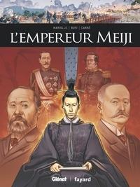 Mathieu Mariolle - L'empereur Meiji.