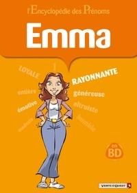 Gégé - L'encyclopédie des prénoms tome 33 : Emma.