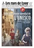 Olivier Jouvray et Benjamin Jurdic - Les rues de Lyon N° 47 : Lyon, patrimoine mondial de l'UNESCO - Histoire.