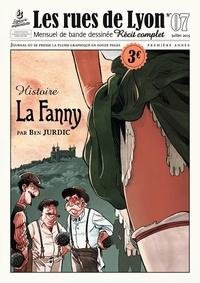 Benjamin Jurdic - Les rues de Lyon N° 7 : La Fanny.