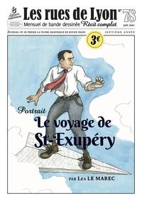 Mathieu Rebière et Mathieu Martinière - Les rues de Lyon N° 76 : Interpol.