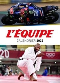 L'Equipe - Calendrier l'equipe 2022.