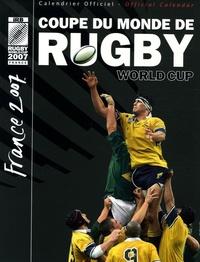 L'Equipe - Calendrier officiel Coupe du monde de Rugby 2007.