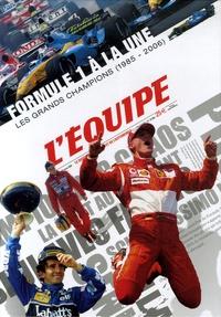 L'Equipe - Formule 1 à la une - Les grands champions (1985-2006).