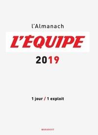 L'Equipe - L'almanach de l'Equipe - 1 jour/1 exploit.