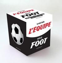 L'Equipe - La mini boîte L'Equipe spécial foot.