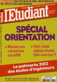 Emmanuel Davidenkoff - L'Etudiant N° 350-351, Décembre : Spécial orientation.