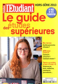 L'Etudiant - Le guide des études supérieures.